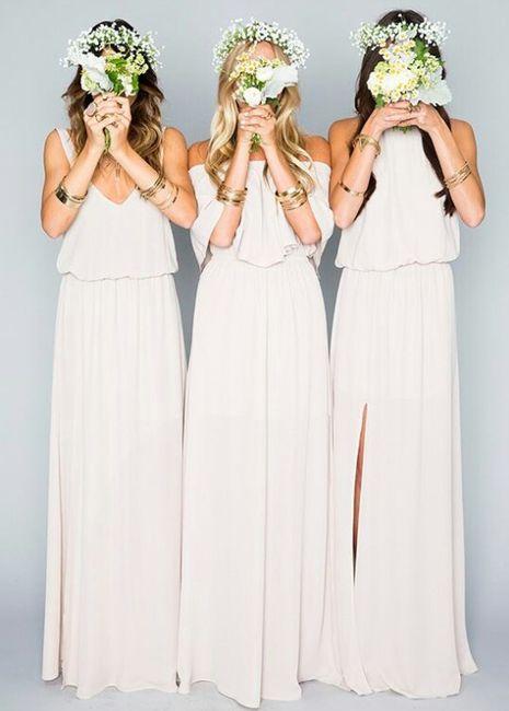 Inspiração para os vestidos das madrinhas. o que vocês acham? - 3