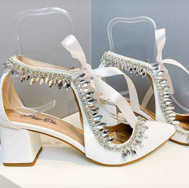 Meu sapato de noiva