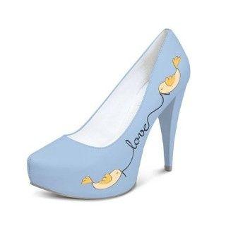 Jogo: gosto e desgosto - sapato noiva 2