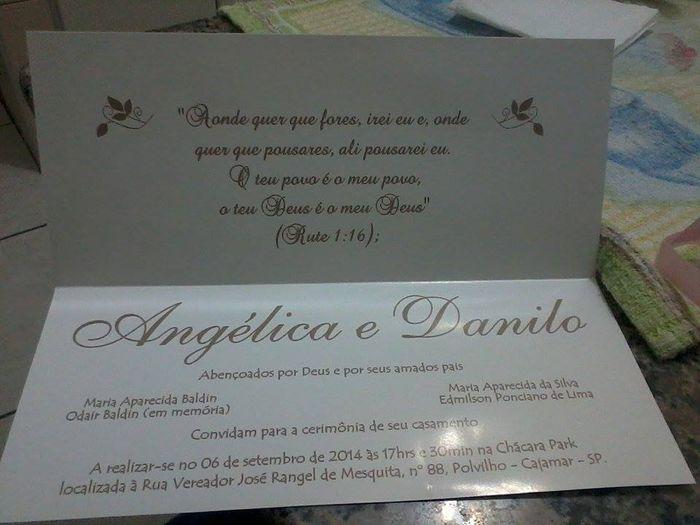 Convite De Casamento Noivinhas Qual A Frase Do Convite De Vcs