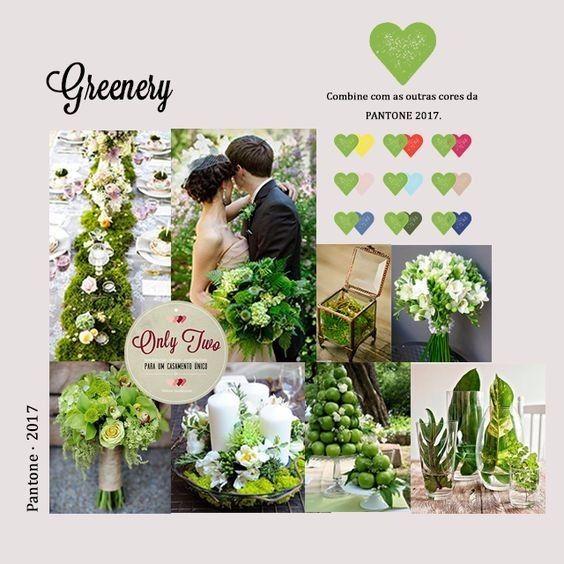 Papelaria greenery pantone 2017 for Pantone 2017 greenery