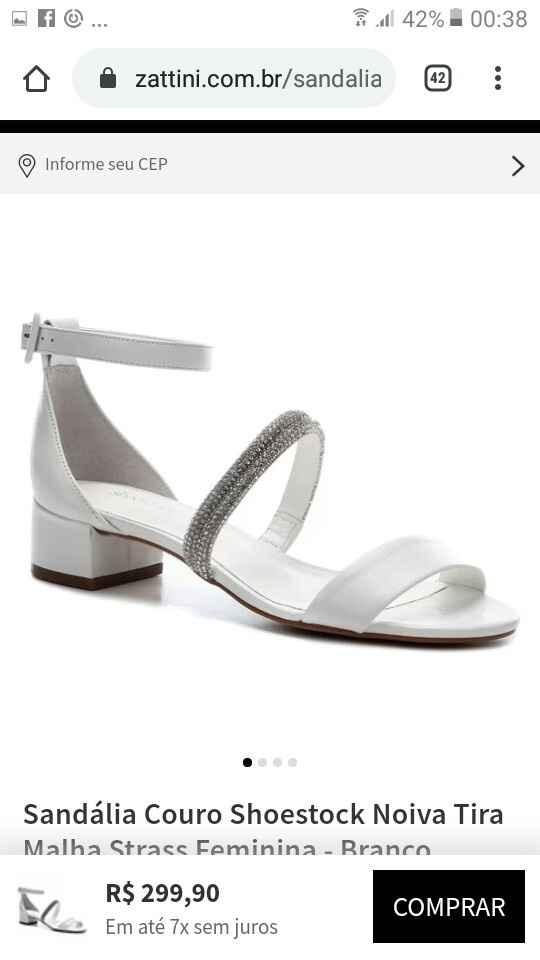 o sapato - 3