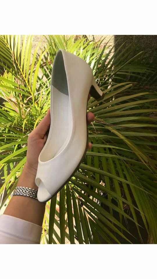 Peep toe ou sandália? - 1