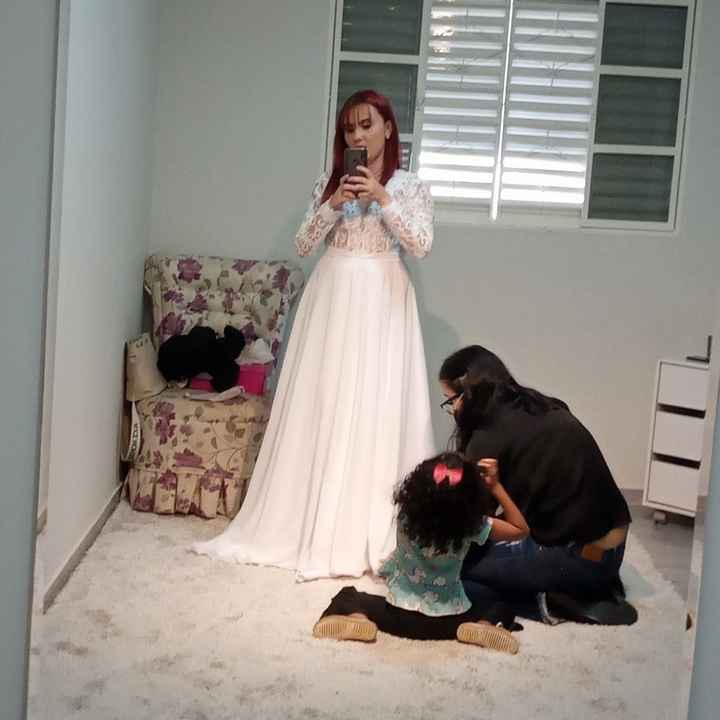 Vestido de Noiva - Maison Milani - 1
