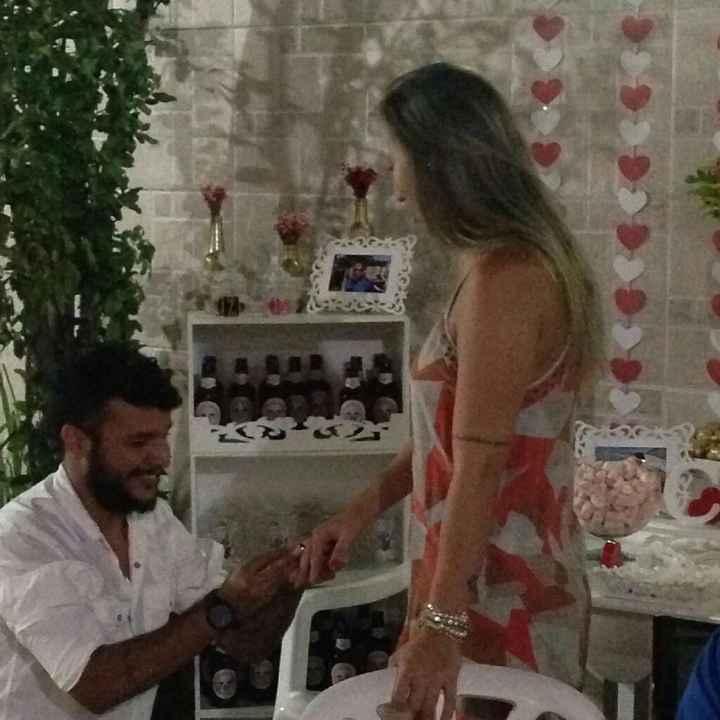 Meu noivado #noivaoficial - 8