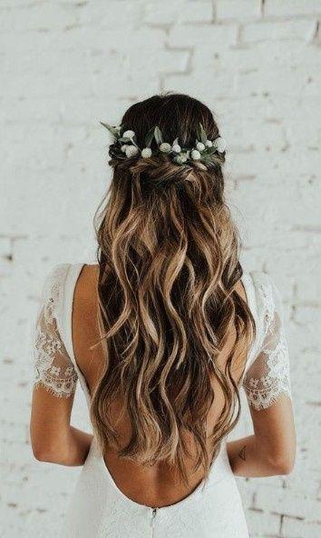 Penteados noiva - casamento campo 10