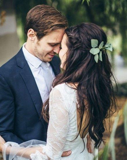Penteados noiva - casamento campo 14