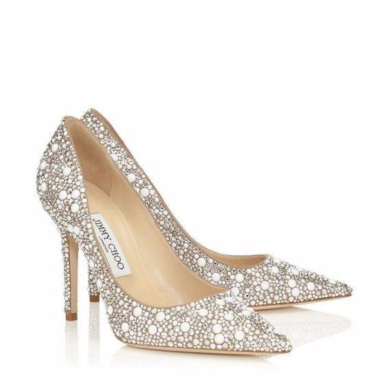 Se eu fosse milionária, escolheria estes sapatos 1