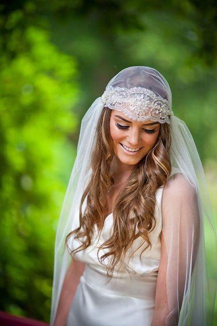 Noiva Musa: o véu 1