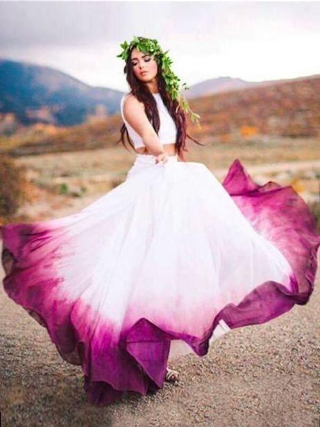 EU NUNCA... usaria esse vestido 1