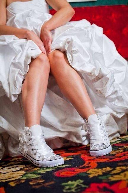 EU NUNCA... usaria esse sapato 3
