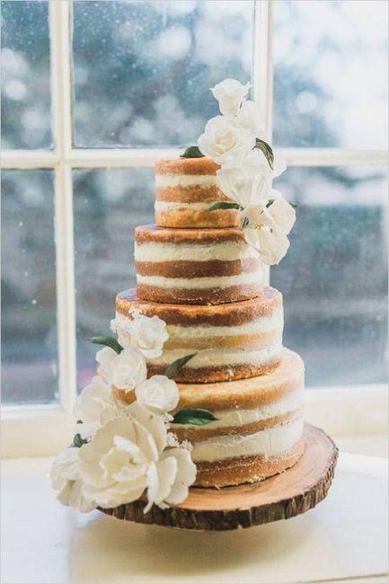 Batalha de bolos: NAKED CAKE 2