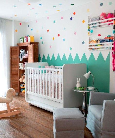 Casa dos sonhos 🏡 o QUARTO DO BABY 3