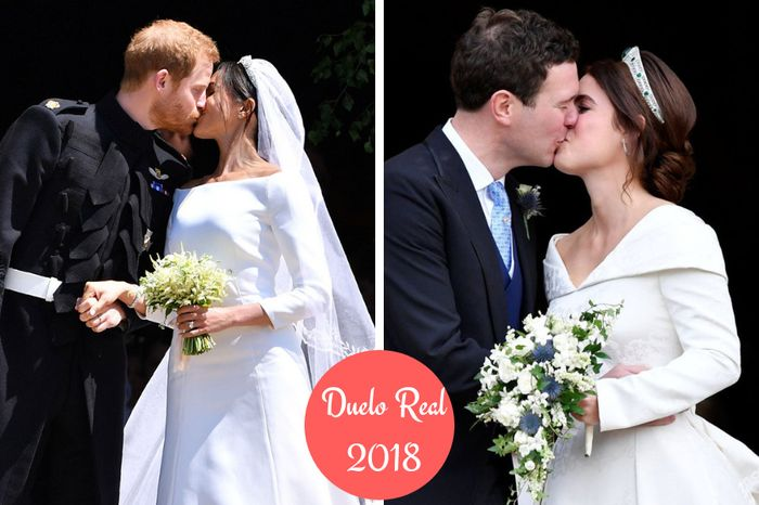 Duelo Real 2018: Meghan X Eugenie 1