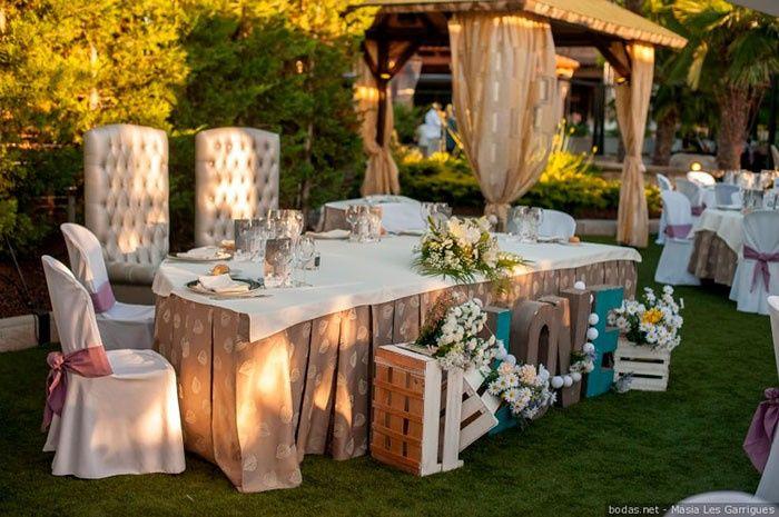 Apaixonei nessa mesa dos noivos! 2