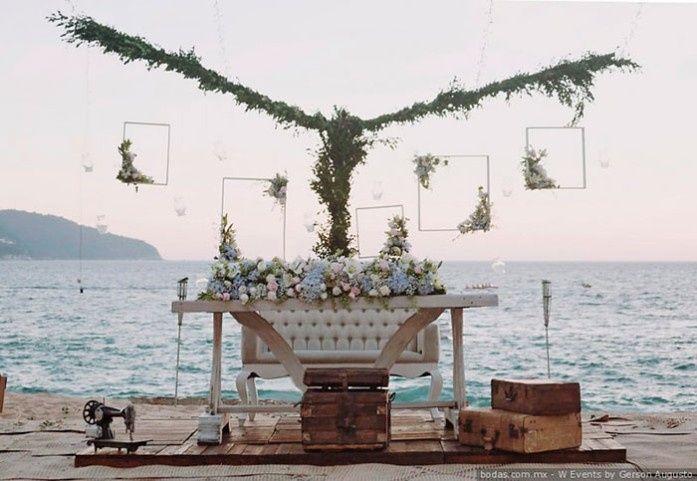 Apaixonei nessa mesa dos noivos! 3