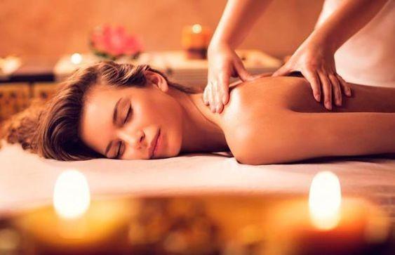 Missão Dia da Noiva: a massagem 1