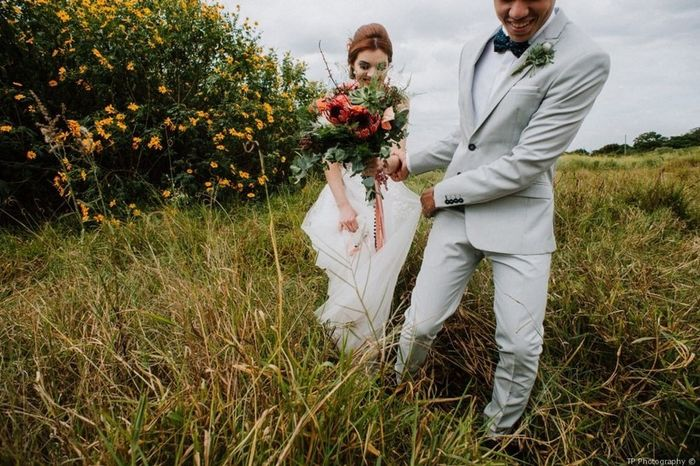 Dê seu voto no concurso Best Real Weddings 1