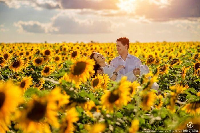 Qual é a sua flor preferida? 1
