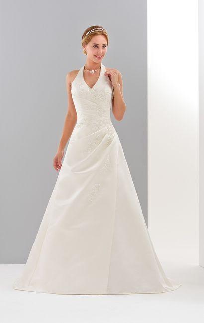 Fábrica de casamentos: o vestido 1