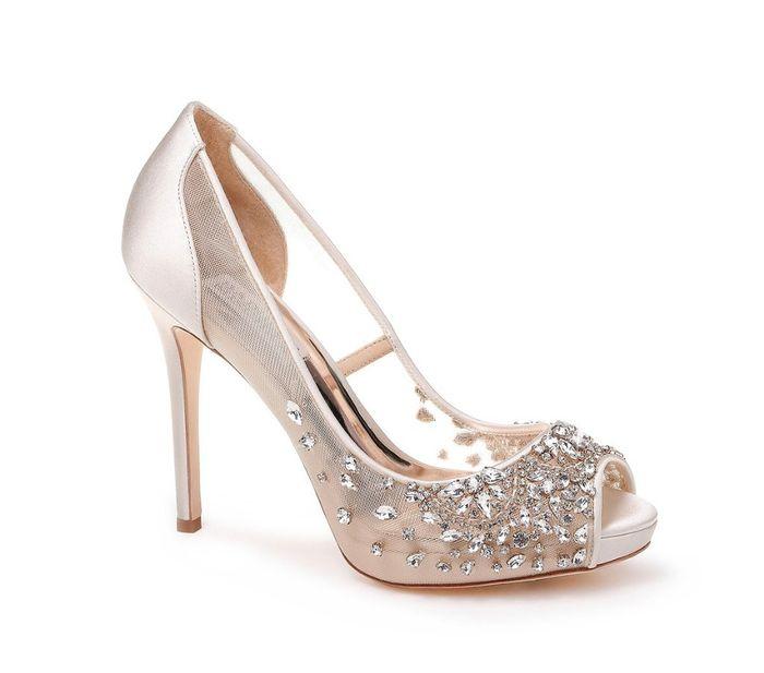 Fábrica de casamentos: o sapato 1
