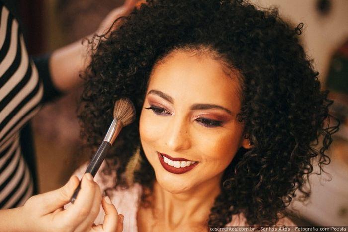 Fábrica de casamentos: a maquiagem 4