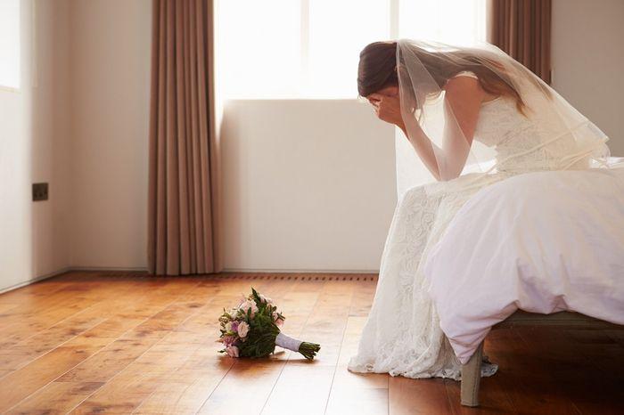 Já pensou em desistir do casamento durante os preparativos? 1