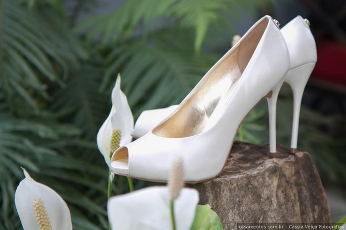Clássica ou diferentona: o sapato 1