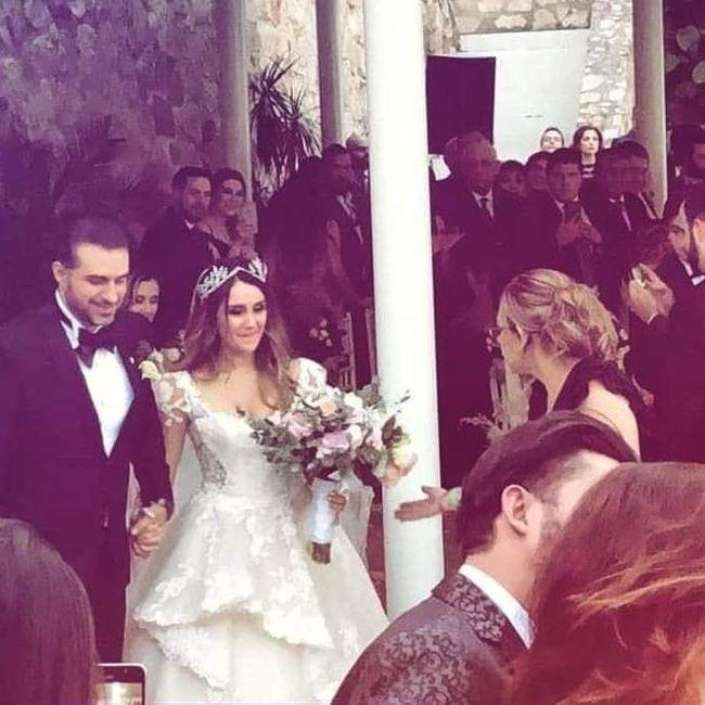 Ex-RBD Dulce María se casa em segredo no México 2