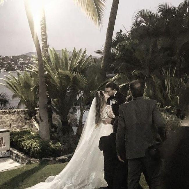 Ex-RBD Dulce María se casa em segredo no México 3