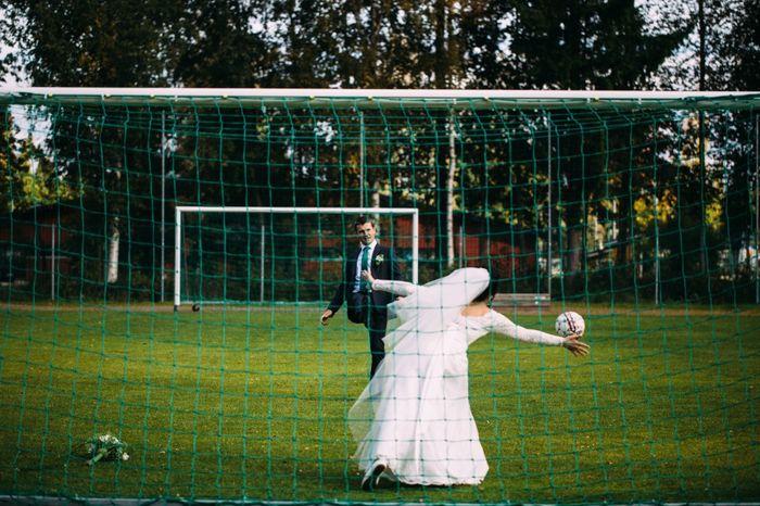 Você e seu amor torcem para o mesmo time de futebol? 1
