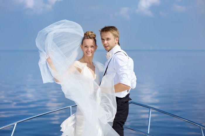 Em que local diferentão você casaria? 1