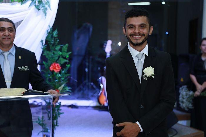 Melhores do ano 2019: o traje do noivo 1