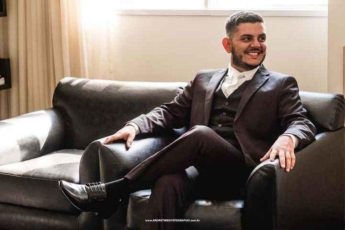 Melhores do ano 2019: o traje do noivo 8