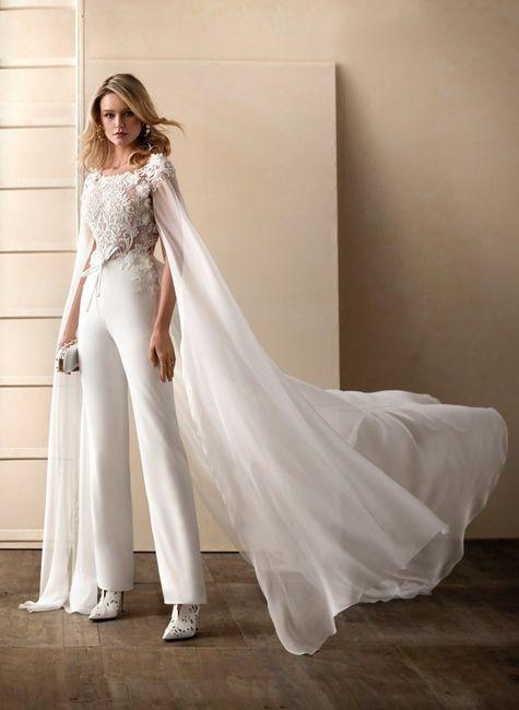 5 alternativas ao vestido de noiva tradicional 2