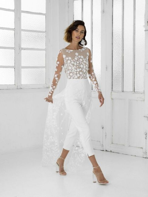 5 alternativas ao vestido de noiva tradicional 4