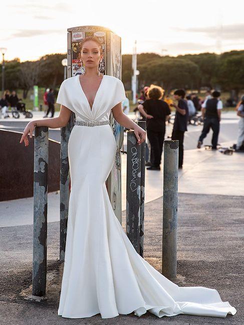 Este vestido: 0, 5 ou 10? 1