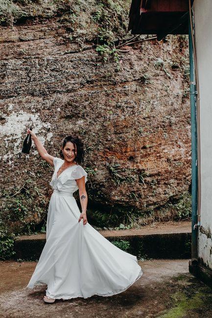3 fotos da noiva 📷 1