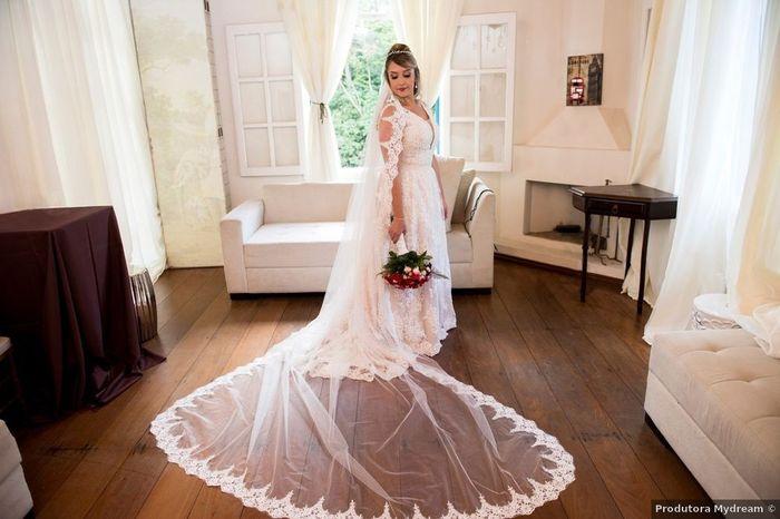 3 fotos da noiva 📷 2