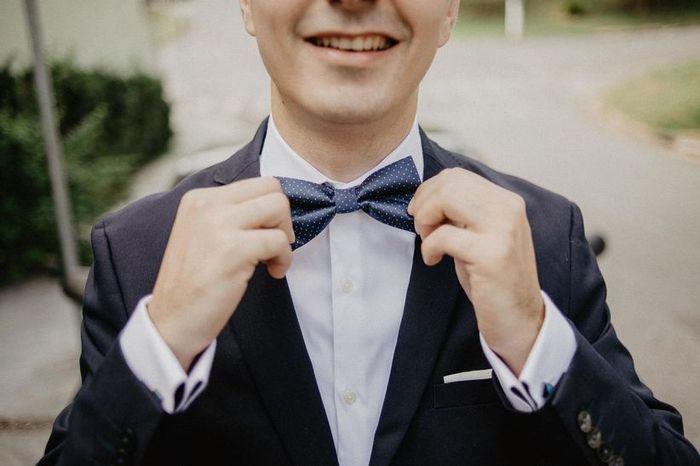 Noiva opinando sobre o traje do noivo: SIM ou NÃO? 1