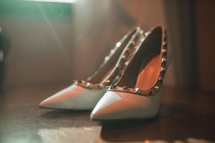Qual o seu requisito para... escolher o sapato? 1