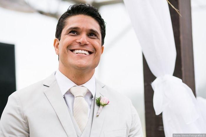 Quantos anos terá o seu amor no dia do casamento? 1