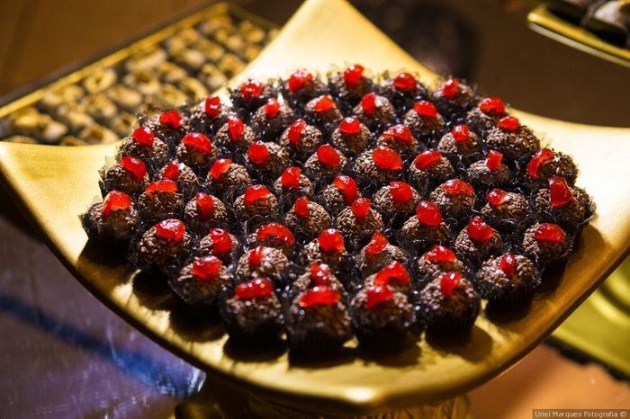4 doces: qual é o mais gostoso? 4