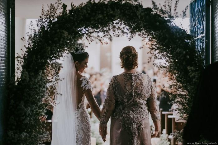 Guardar o vestido para o casamento da filha: SIM ou NÃO? 1