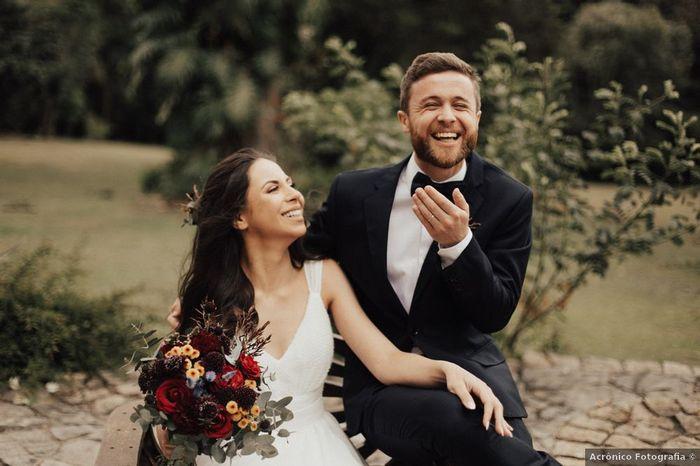 Os mais lindos casamentos de 2020: vote e inspire-se! 💍 1