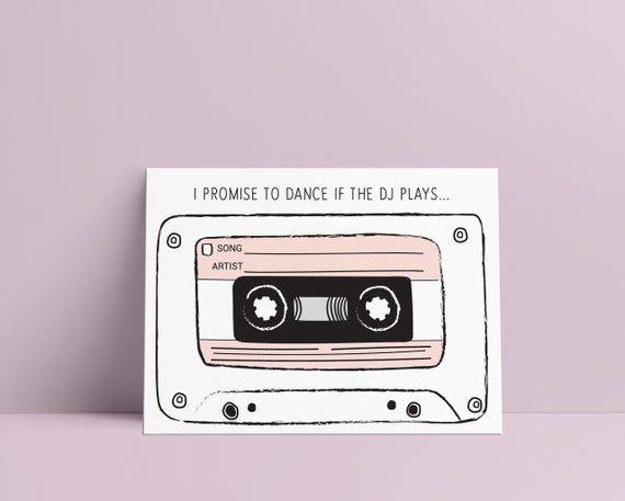 O que acha de deixar que os convidados escolham uma música? 3