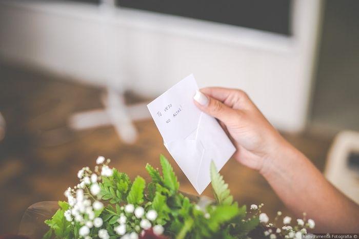 Que surpresa romântica prefere no dia C? 2