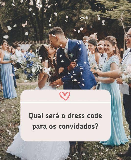 3 tipos de dress code para os convidados: escolha um! 2