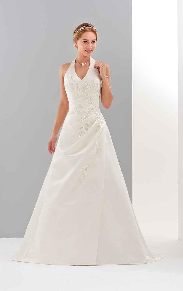 Fábrica de casamentos: o vestido