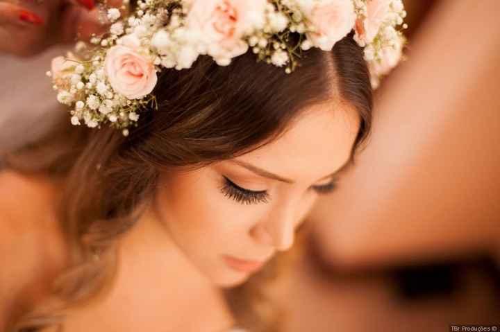 Fábrica de casamentos: a maquiagem